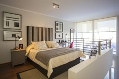 Dormitorio, Loft, Go