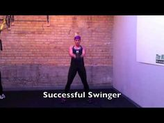 "Simple cues to correct common form errors in popular exercises. ""KB Swings"""