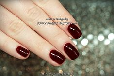 Gelish Most Popular Colour - A Touch Of Sass www.funkyfingersfactory.com