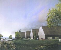 Wettbewerb für Museum am Genfer See entschieden / Umarmung aus Beton - Architektur und Architekten - News / Meldungen / Nachrichten - BauNet...