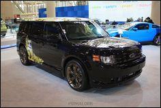 Ford Flex Custom by PrimalOrB