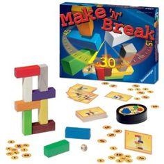 Ravensburger Make 'N' Break – Family Game