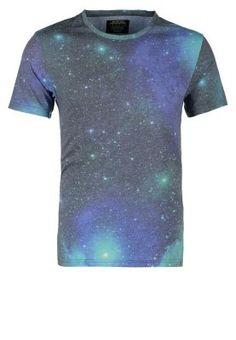 COSMIC SUB - T-shirt z nadrukiem - zielony