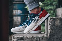 "Concepts x Asics Gel Lyte III ""Tea Party"""