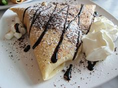 Sweet Paris Creperie - on my to-do list!