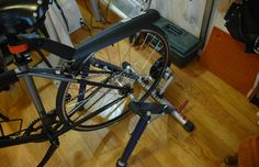 5 Bike Trainer Mistakes to Avoid  http://www.bicycling.com/training/power/5-bike-trainer-mistakes-to-avoid