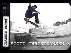Scott Christansen Skateboarding Classic Clips #178 Part 3 - http://DAILYSKATETUBE.COM/scott-christansen-skateboarding-classic-clips-178-part-3/ - http://www.youtube.com/watch?v=9J3G1Gi3pRs&feature=youtube_gdata  The homie Scott Christiansen aka Scratch returns with his 3rd Classic Clips! Enjoy! For more Skateboarding Classic Clips EVERY THURSDAY please subscribe: ... - #178, Christansen, classic, clips, part, scott, skateboarding