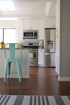 Best Wall Sherwin Williams Crushed Ice Sw 7647 Cabinets Trim 640 x 480