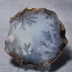 Rare Dendritic Agate / India