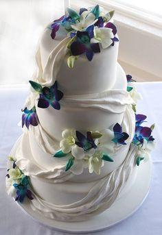 Porque la tarta tiene que ser un elemento muy original y romántico