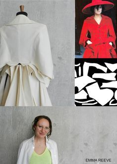 INNOVATIVE PATTERN CUTTING FOR GRADUATES + PROFESSIONALS