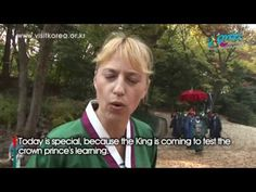 Korean Palace - Changdeokgung [Prepare for the Education of the Crown Prince] - YouTube