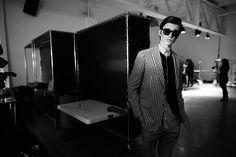 Ovadia & Sons SS15 Backstage New York photographed by Saskia Koerner ❤️