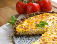Smart Quiche Lorraine Quiche Lorraine, Recipies, Breakfast, Food, Recipes, Morning Coffee, Essen, Meals, Yemek