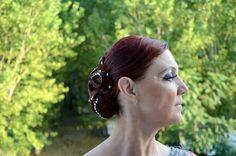Haarteil von Ines Lang Competition Hair, Earrings, Fashion, Ear Rings, Moda, Stud Earrings, Fashion Styles, Ear Piercings, Ear Jewelry