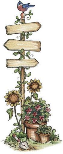 idea para un proyecto Laurie Furnell Country Paintings, Design Blog, Design Design, 3d Prints, Decoupage Paper, Tole Painting, Digital Stamps, Cute Pictures, Decoupage