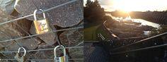 wall of locks! Finland, Locks, Wall Lights, Lighting, Home Decor, Appliques, Decoration Home, Door Latches, Room Decor
