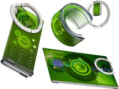 New Nokia Morph Mobile- The future smart phone