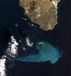 Canarias vista desde el espacio - La Opinión de Tenerife