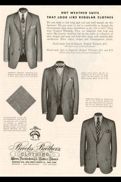 Mens Catalogue, Ivy Style, American Traditional, Classic Outfits, Preppy Style, Brooks Brothers, Suit Jacket, Menswear, Style Inspiration