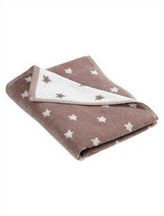 Toalla de baño niño jacquard estrellas, Habitación bebé