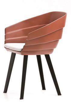 Rift chair Moroso