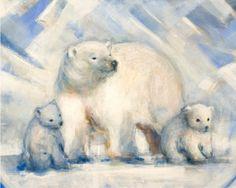 Sammen 2 Oslo Airport, World Traveler, Public Art, Polar Bear, Arctic, Art Projects, Random, Animals, Painting