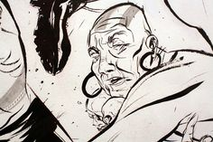 francis vallejo inks - Google Search