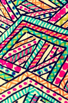 Cute Colorful Aztec Backgrounds
