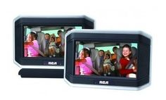 """DRC6389T 8 Dual Screen Travel DVD System by RCA. $99.99. Rca Drc6389 8"""" Dual Screen Dvd System. Save 57% Off!"""