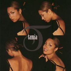 She has one of the most beautiful voices but doesn't get enough recognition for it. I loved Tamia's first  album.