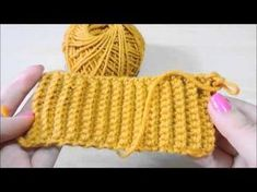 Mitones de Ganchillo - Crochet Mittens - YouTube