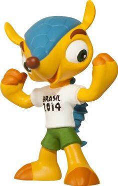 Fifa WM 2014 Brasilien - Das Maskottchen