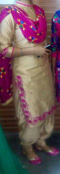 Patiala Dress, Punjabi Dress, Patiala Salwar, Anarkali, Kurta Pajama Punjabi, Punjabi Salwar Suits, Pakistani Suits, Punjabi Fashion, Indian Fashion