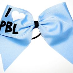 can do for any team or just I <3 Cheer Cheer Bow email justcheerbows@gmail.com  custom