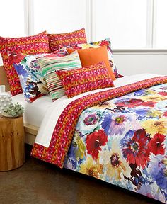 CLOSEOUT! Style Bedding, Ipanema Comforter Sets - Bedding Collections - Bed & Bath - Macy's