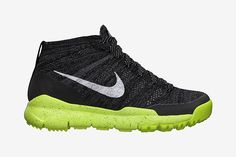 The New Sneaker  More of a chukka than a wedge, the latest It sneaker comes packed with those cool-girl details (see the neon sole) but doesn't skimp on comfort one bit. Nike Flyknit Trainer Chukka Sneaker, $200, available at Nike