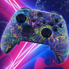 Xbox 360 Controller, Chrome Colour, Blow Your Mind, Design Your Own, Xbox One, Gaming, Collections, The Originals, Color