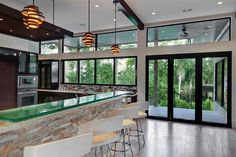 Diseño de Interiores & Arquitectura: Residencia Leblanc-Cox. por Charles Todd Helton
