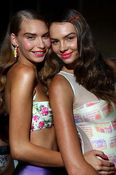 audrey kitching, we are handsome, australian fashion week, swimwear