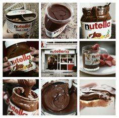 everybody loves nutella :)