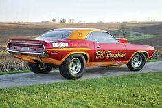 '70 Pro Stock Hemi Dodge Challenger