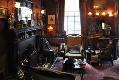The Art of Detection: is this Philip Gilbert's home, or the Holmes museum?