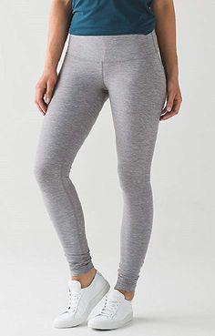 a8b1c43250 Lululemon Wunder Under Pant III Full On Luon Yoga Pants #Lululemon #yoga  #apparel #Pants
