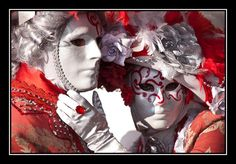 Venice Carnival--i want mikey and i to dress up like this for hallowe'en!