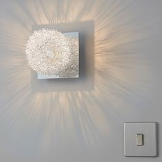 Electro Wire Ball Chrome Effect Single Wall Light Wall Light Fittings, Lounge Lighting, Ball Lights, Chrome, Wire, Pattern, Room Ideas, Interiors, Living Room