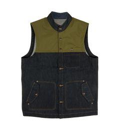 Tellason + Freeman Commodore vest   Made in USA
