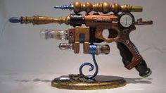 steampunk ray guns - Google Search