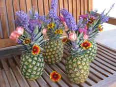Luau, Pineapple, Projects To Try, Fruit, Gifts, Places, Ideas, Pinecone, Presents