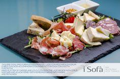 Gli Antipasti - Starters #romerestaurant #foodies #isofarestaurant #viagiulia #romecitycentre #neighbourhood  #roofsofarome #roofterrace #chefmarcopetroni #yummy #delicious #localcuisine #culinarytradition #romanrecipes #trueitaliantastes #hotelindigorome